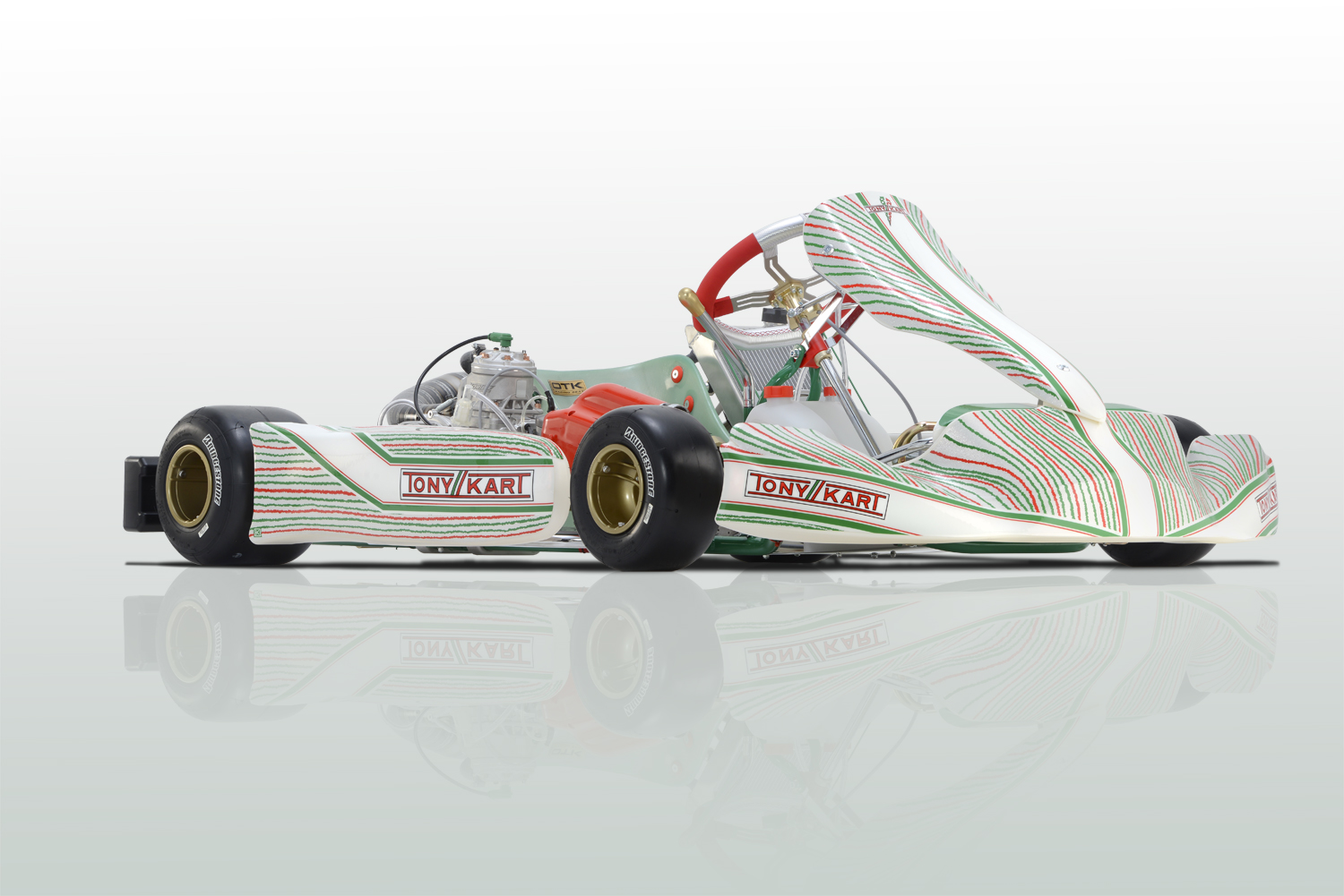 Tony Kart Racer 401 BSS KZ Chassis - Pure Karting