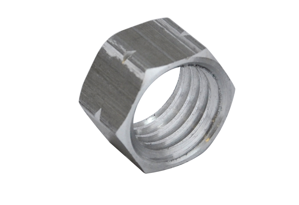 Left nut M14 x 2 for adjustable seat's support