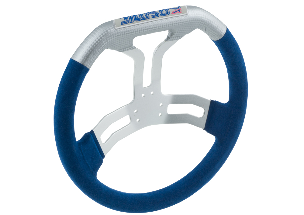 6 Holes Kosmic Steering Wheel In Alkantara