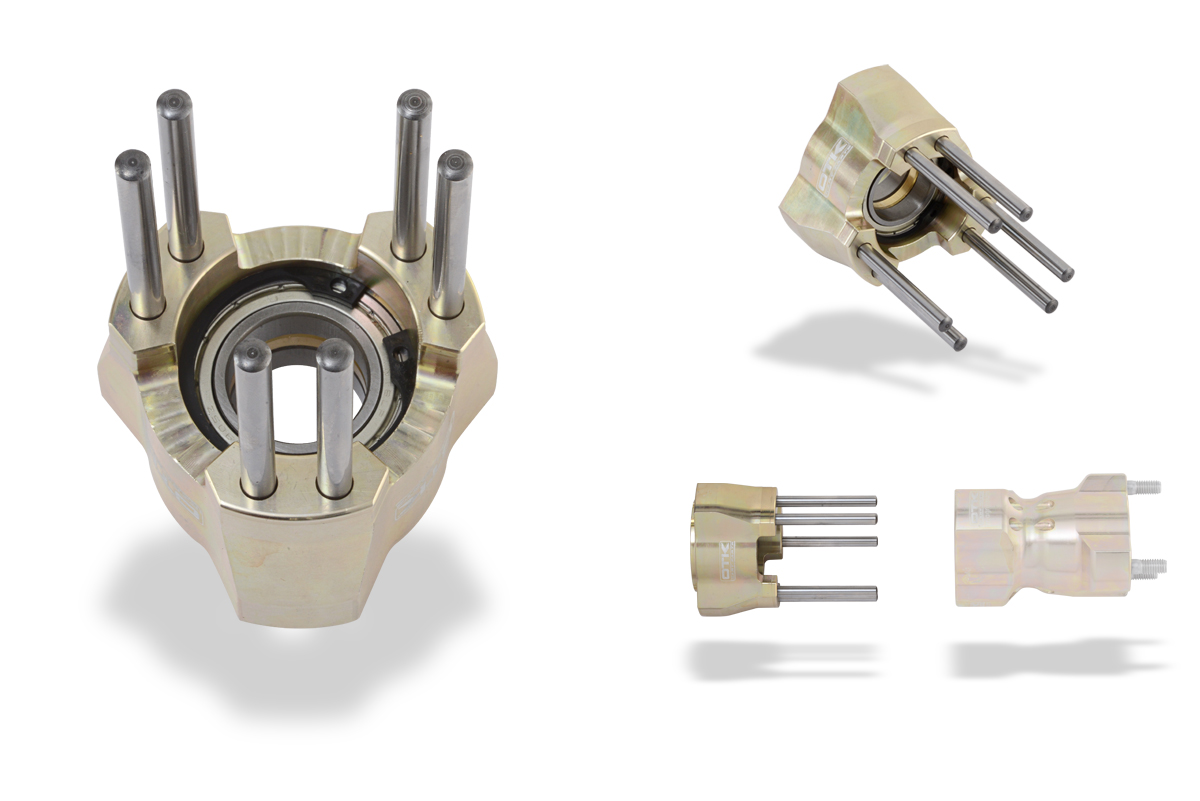 Complete BSS front disk's hub
