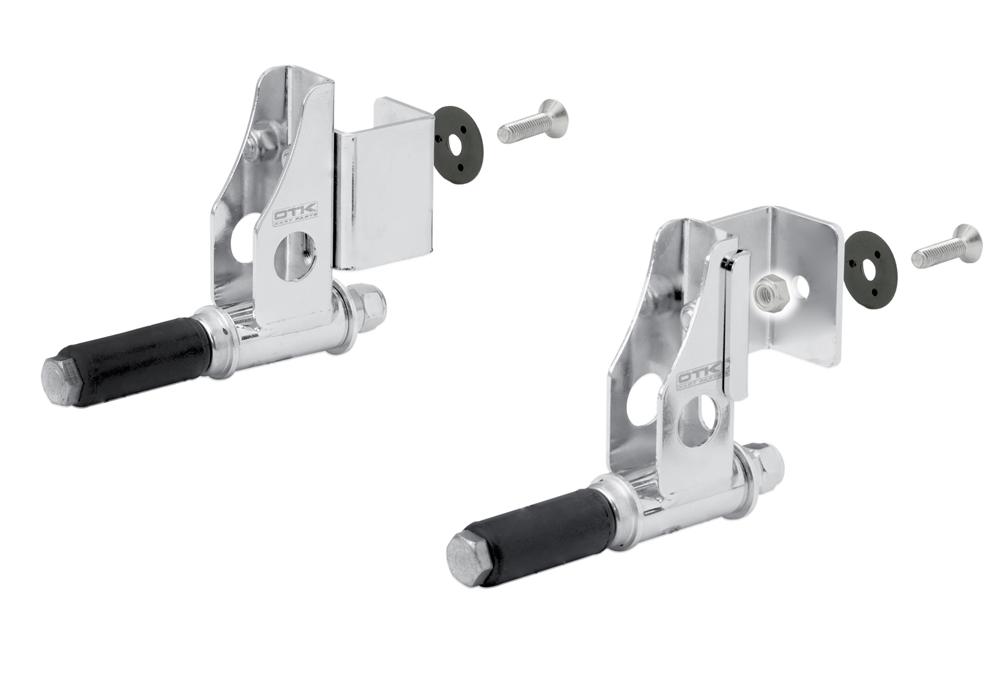 Connection for Rookie rear protection