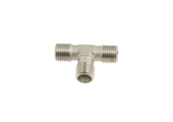 Brake Pipe Connector - T Type