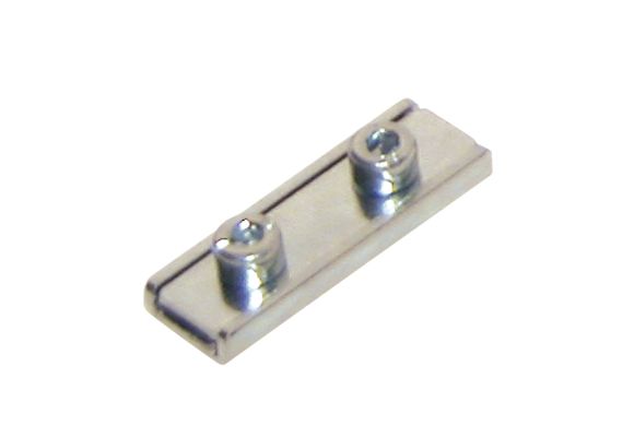 Plate Type Clamp With Double Screws