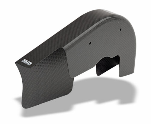 Carbon Integral Chain Guard